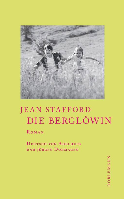 Jean Stafford Die Berglöwin Cover Dörlemann Verlag