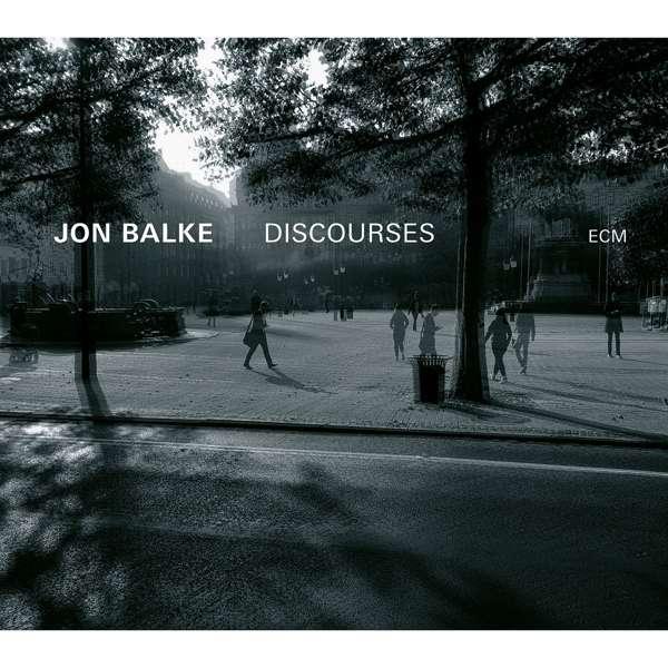 Jon Balke Discourses Cover ECM Records