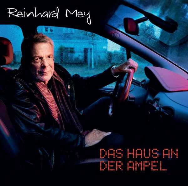 Reinhard Mey Das Haus an der Ampel Cover Odeon Universal Music