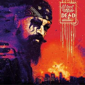 Hank von Hell Dead Cover Clumbia Records