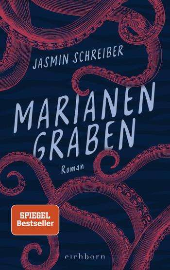 Jasmin Schreiber Marianengraben Cover Eichborn Verlag