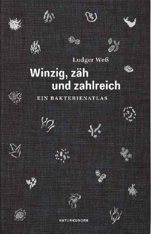 Ludger Weß Bakterienatlas Cover Verlag Matthes & Seitz