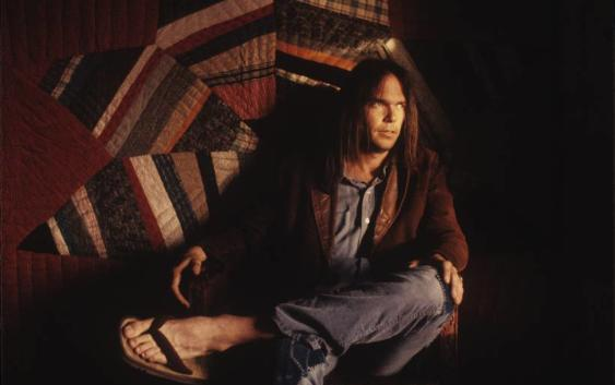 Neil Young: Homegrown – Albumreview