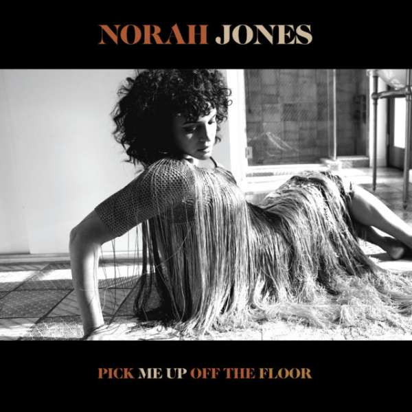 Norah Jones Pick Me Up Off The Floor Cover Blue Note Records