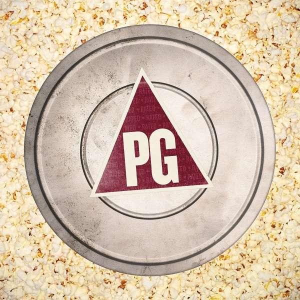 Peter Gabriel Rated PG Cover Caroline International