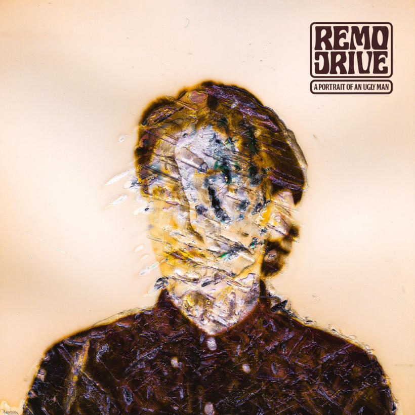 Remo Drive A Portrait Of An Ugly Man Cover Epitaph Records