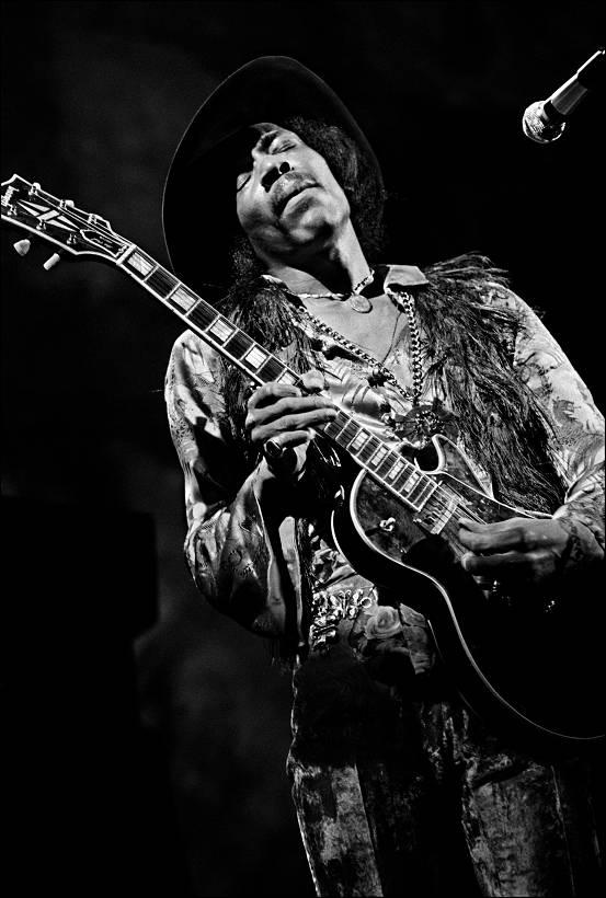 Elliott Landy Woodstock Die Ausstellung Jimi Hendrix