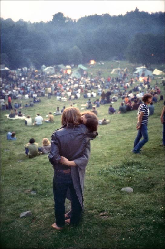 Elliott Landy Woodstock Die Ausstellung People