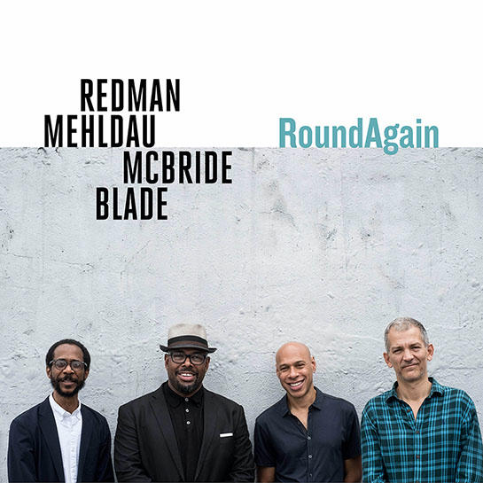 Joshua Redman Round Again Cover Nonesuch Records
