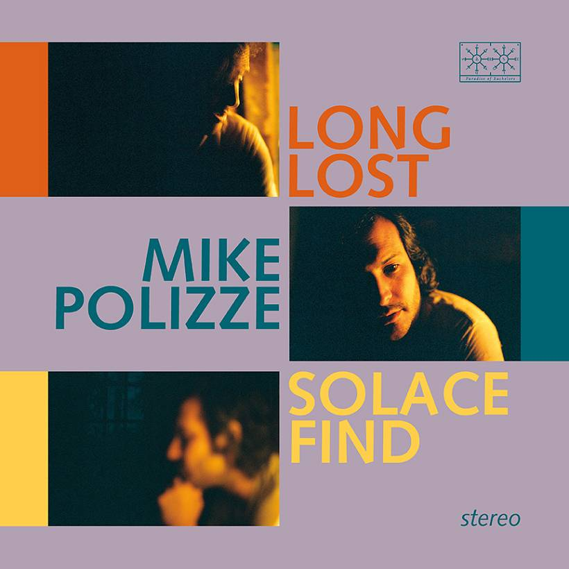 Mike Polizze Long Lost Solace Find Cover Paradise Of Bachelors