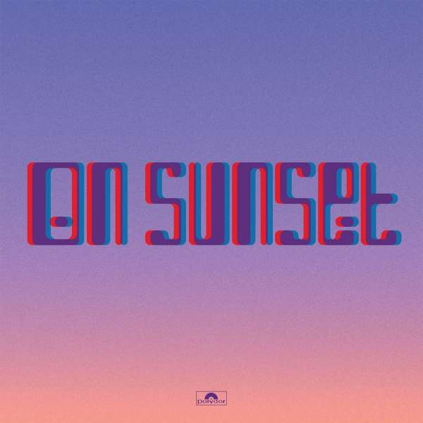 Paul Weller On Sunset Cover Polydor Universal Music