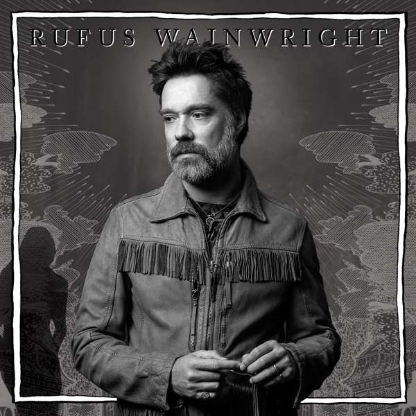 Rufus Wainwright Unfollow The Rules Cover BMG