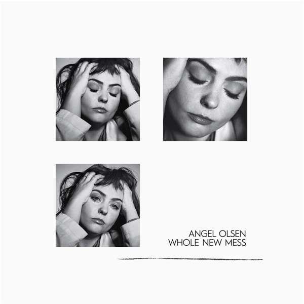 Angel Olsen Whole New Mess Cover Jagjaguwar
