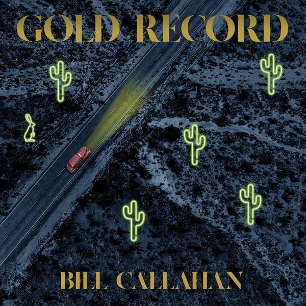 Bill Callahan Gold Record Cover Drag City