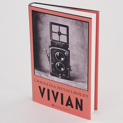 Christina Hesselholdt Vivian Cover Hanser Berlin