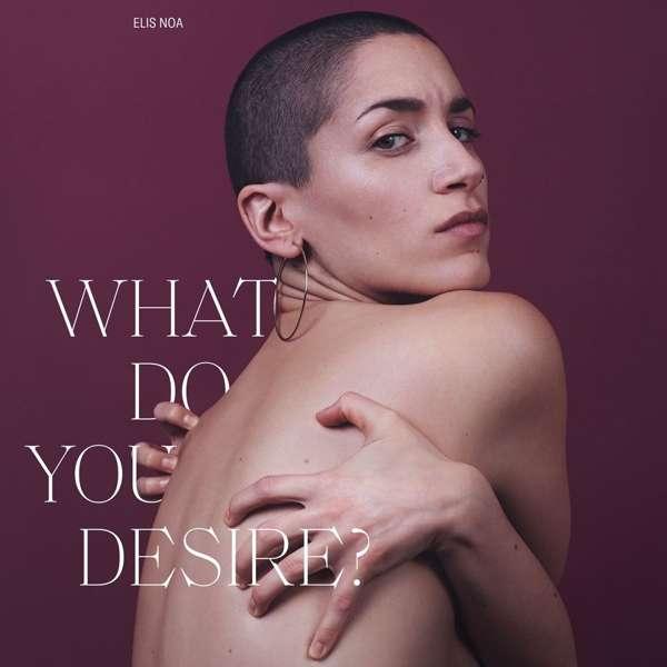 Elis Noa What Do You Desire? Cover Las Vegas Records
