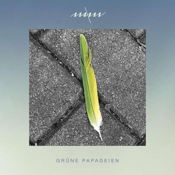 Maxim Grüne Papageien Cover Feder Records
