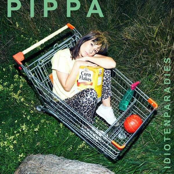 Pippa Idiotenparadies Cover LasVegas Records