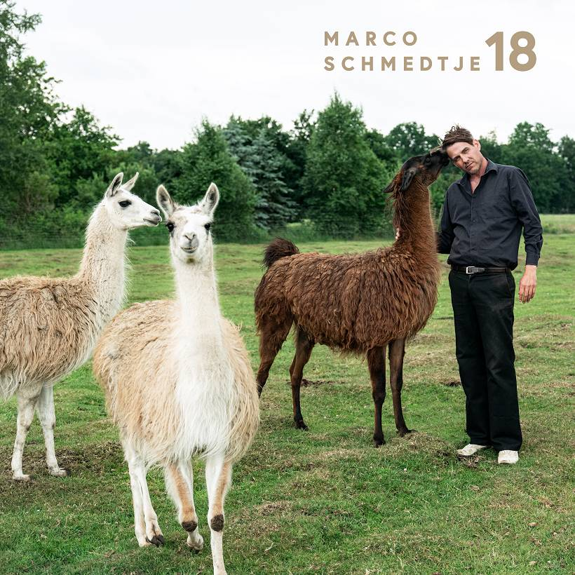 Marco Schmedtje 18 Cover