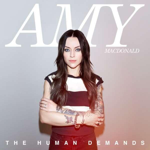 Amy Macdonald The Human Demands Cover BMG
