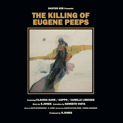 Bastien Keb The Killing Of Eugene Peeps Cover Gearbox Records