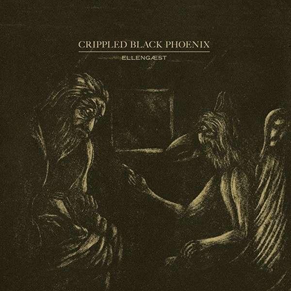 Crippled Black Phoenix Ellengaest Cover Seasons Of Mist
