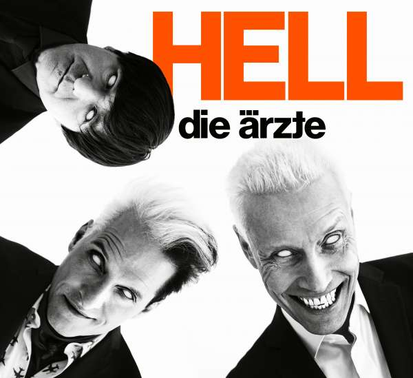 Die Ärzte Hell Cover Hot Action