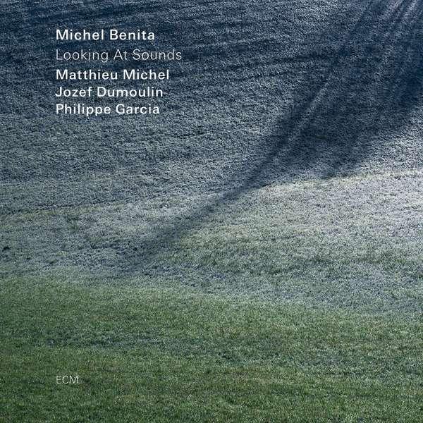 Michel Benita Looking For Sounds Cover ECM Records