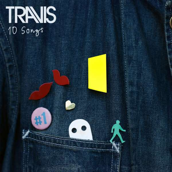 Travis 10 Songs Cover BMG Rights