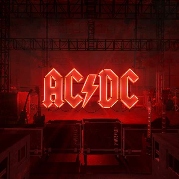 AC/DC Power Up Cover Sony Music