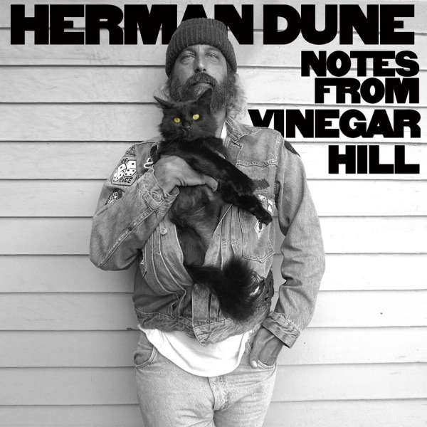 Herman Dune Notes From Vinegar Hill Cover BB*Island