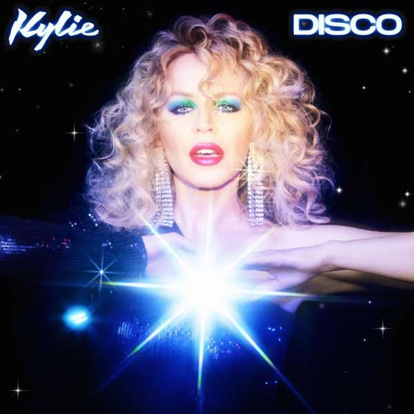 Kylie Minogue Disco Cover BMG