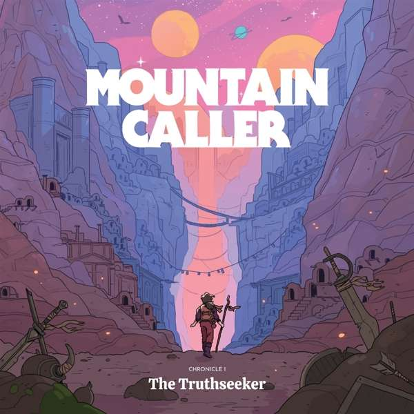 Mountain Caller Chronicle 1: The Truthseeker Cover New Heavy Sounds