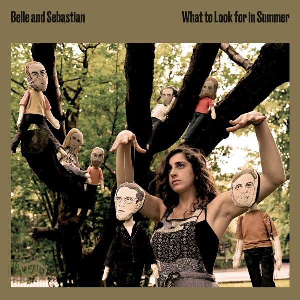 Belle And Sebastian What To Look For In Summer Cover Matador Records