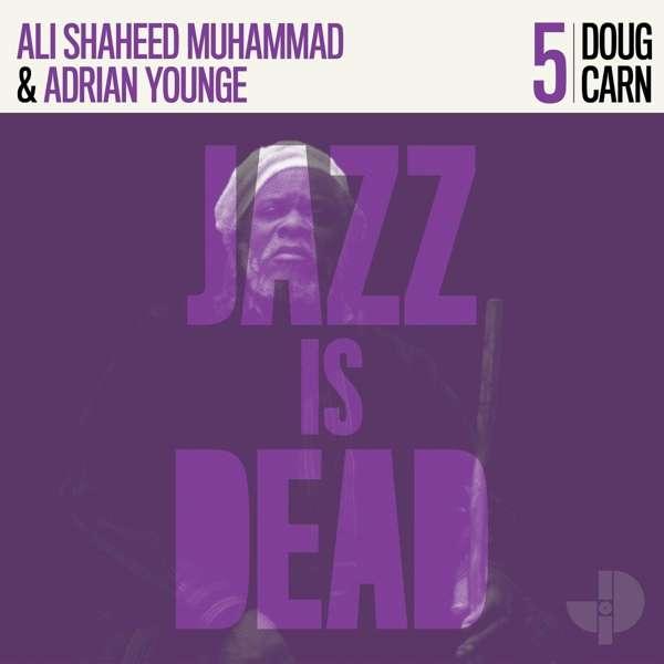 Doug Carn Jazz Is Dead 5 Albumcover