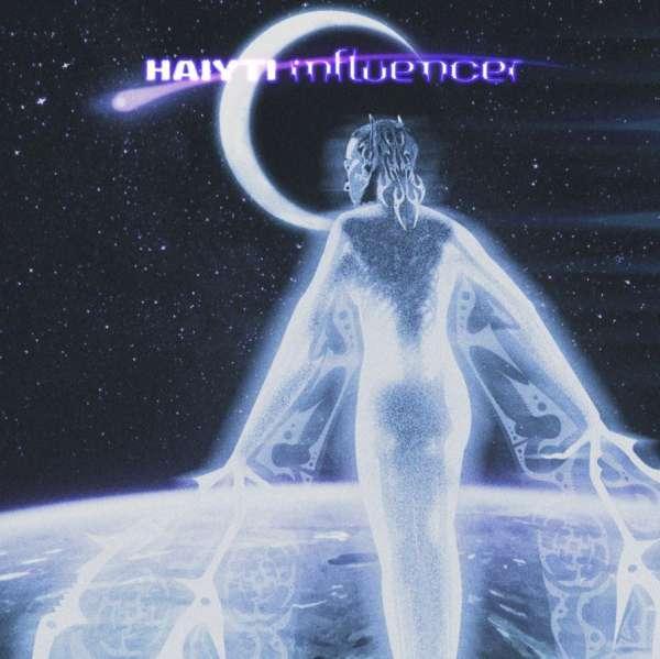 Haiyti Influencer Cover Haiyti Records