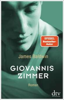 James Baldwin Giovannis Zimmer Cover dtv