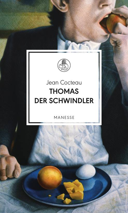 Jean Cocteau Thomas der Schwindler Cover Manesse Verlag