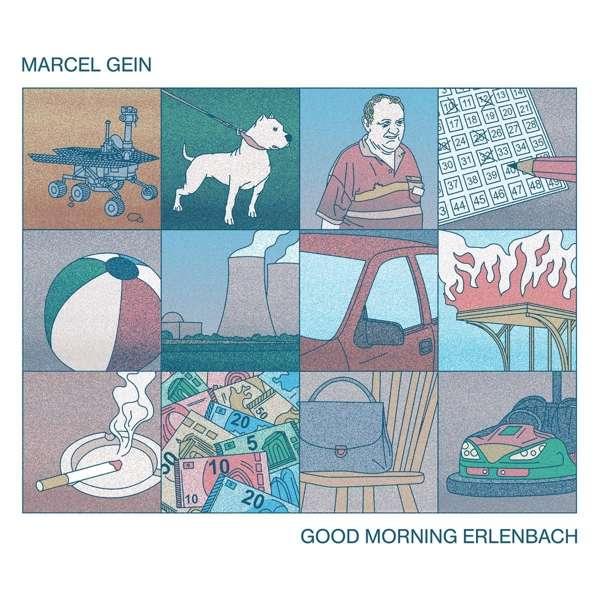 Marcel Gein Good Morning Erlenbach Cover Tapete Records