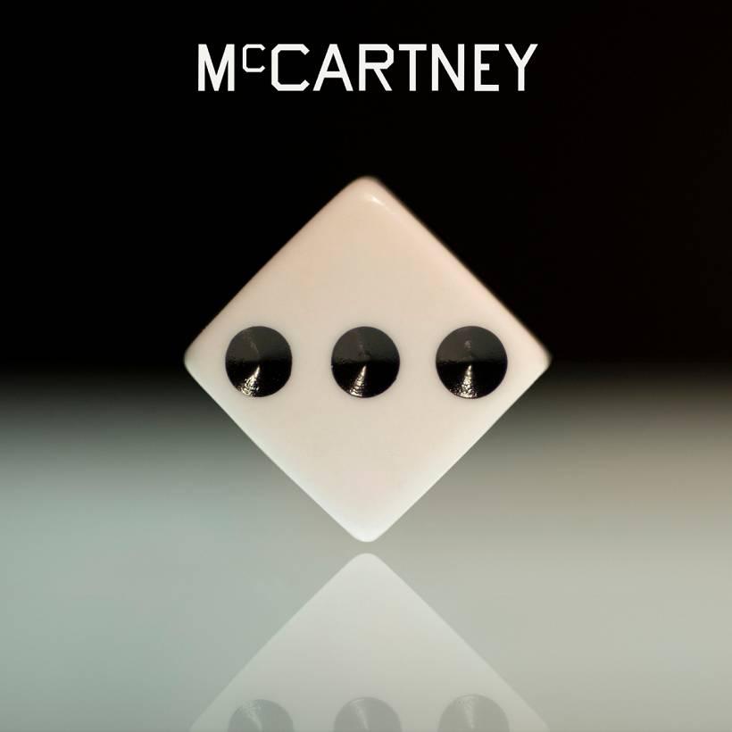 Paul McCartney McCartney III Cover Universal Music