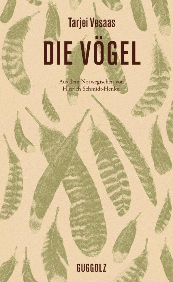 Tarjei Vesaas Die Vögel Cover Guggolz Verlag