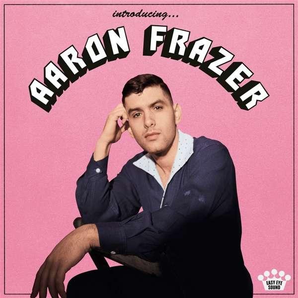 Aaron Frazer Introducing... Cover Dead Oceans
