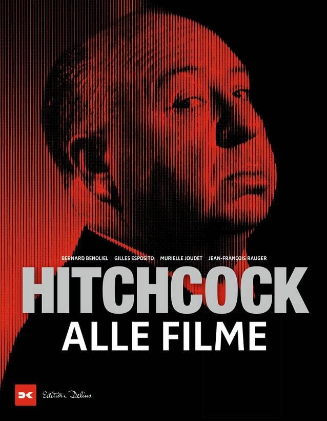Hitchcock Alle Filme Cover Delius Klasing Verlag