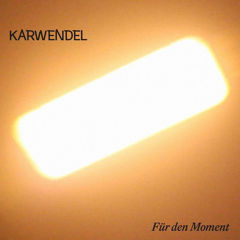 Karwendel Für den Moment EP Cover Backseat
