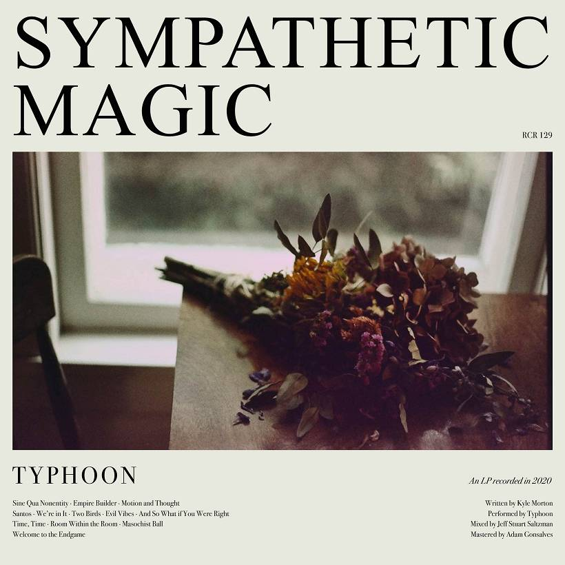 Typhoon Sympathetic Magic Cover Roll Call Records