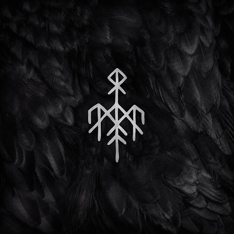 Wardruna Kvitravn Cover Columbia Records