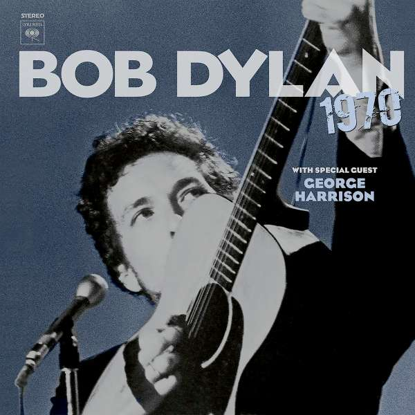 Bob Dylan 1970 Cover Columbia Records