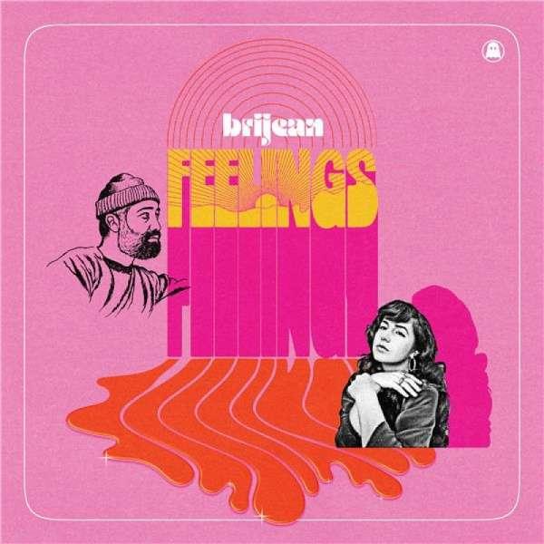 Brijean Feelings Cover Ghostly International