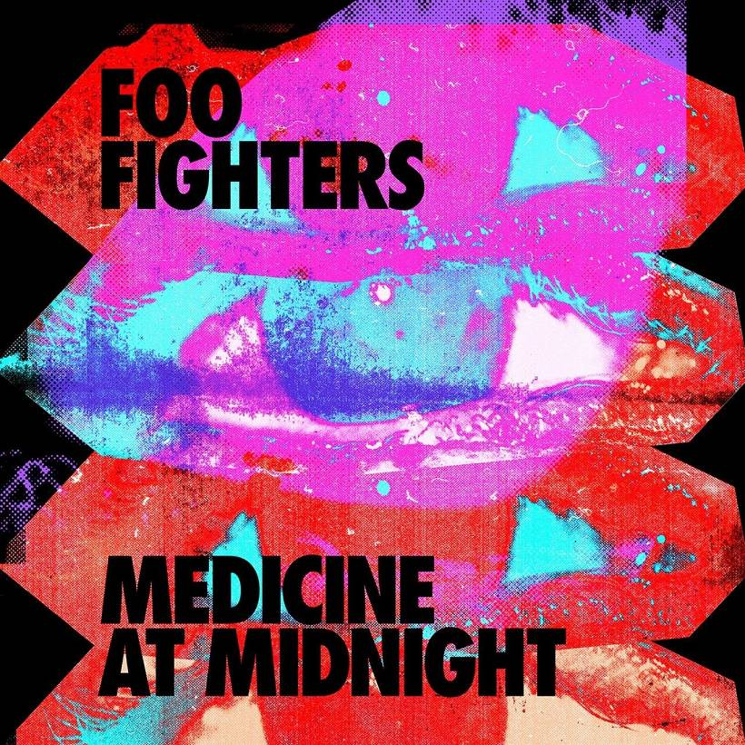 Foo Fighters Medicine At Midnight Cover RCA Sony Music
