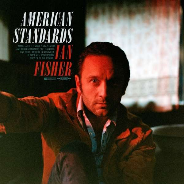Ian Fisher American Standards Albumcover